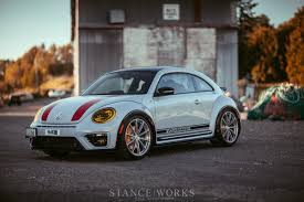 the original volkswagen beetle gsr div u003e u201cr own take u201d u2013 the h u0026r springs 911 r inspired beetle r line u003c div u003e