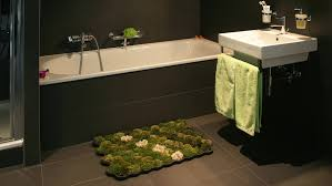 Bathroom Rugs Uk Living Moss Bath Mat By Nguyen La Chanh Homeli