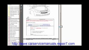 chevrolet malibu 2008 2009 2010 factory service manual and