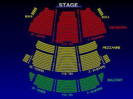 chart astor theatre seating chart new york