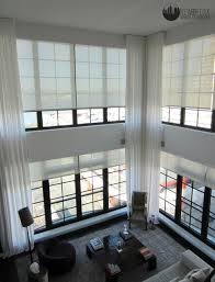 Electric Curtains And Blinds Small Luxuries Motorized Window Coverings Offer Benefits To All