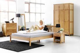 Bedroom Sets Jysk Bed Frame Silkeborg S King Oiled Oak Jysk