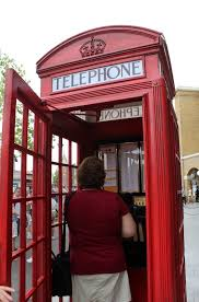Red Phone Booth Cabinet 17 Hidden Gems Harry Potter Fans Should Look For In Diagon Alley