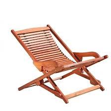 vifah outdoor wood reclining folding lounge brown target