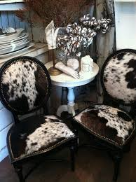 Cowhide Chair Australia 69 Best Cowhide Ottomans U0026 Furniture Images On Pinterest