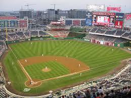 yankee stadium home run lights nationals park washington nationals