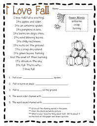 a poem about thanksgiving mrs bonzer u0027s miscellaneous printables