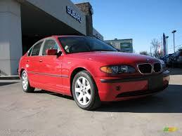 2003 bmw colors 2003 bmw 3 series 325i sedan electric red
