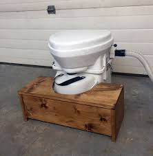 Composting Toilet For Tiny House by Ana White Wooden Squatty Potty Diy Projects