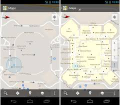 android maps go indoors with maps 6 0 for android official