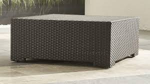 Outdoor Furniture Clearance Sales by 10 Great Deals From Crate U0026 Barrel U0027s Outdoor Furniture Clearance Sale
