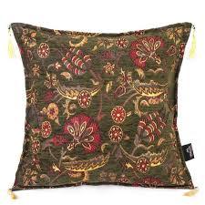 Ottoman Pillow Buy Ottoman Pillow Green Grand Bazaar Istanbul Shopping