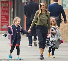 Makeup Schools In New York Sarah Jessica Parker Escorts Twin Daughters To In New York