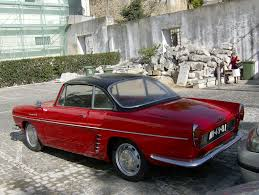 renault caravelle for sale renault floride 1963 cabrio classic sports cars pinterest