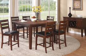 black dining room table set dining room wonderful black dining table and chairs ebay