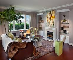 Living Room Brown Leather Sofa Using Living Room Ideas With Brown Sofas For A Comfortable Living