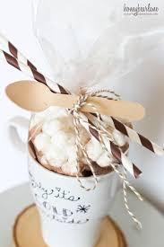 hot chocolate gift ideas 5 minute hot chocolate gift honeybear