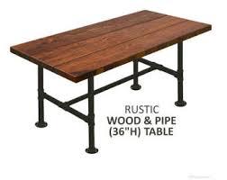 wood counter height table counter height table etsy