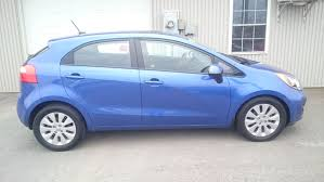 used 2012 kia rio ex gdi with sunroof in fredericton used
