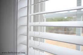 how to clean blinds the easy way thrifty stories