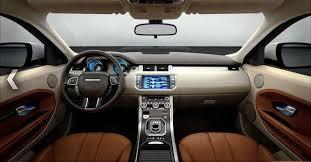 Evoque Interior Photos Evoque Prestige Interior Full Roverhaul Com Land Rover