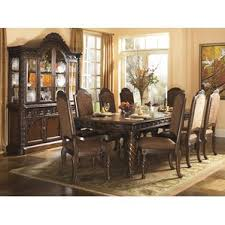 Dining Room Table And Hutch Sets 9 Piece Dining Sets You U0027ll Love Wayfair