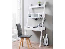 étagère à poser sur bureau bureau échelle avec 2 étagères et 2 tiroirs l80 cm
