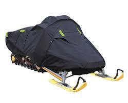 amazon com trailerable snowmobile snow machine sled cover