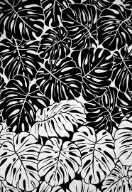 monstera leaf pattern pinterest leaves patterns and prints