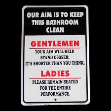 brilliant 20 bathroom sign in spanish decorating design of