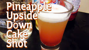pineapple upside down cake shot thefndc com youtube
