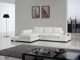 White Leather Sofa Bed Astounding Best Modern Sofa And White Top Grain Leather Shaides