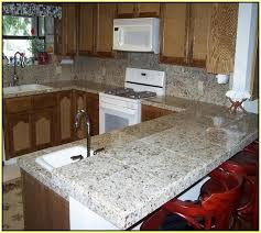 kitchen countertop tile design ideas ceramic tile kitchen countertops jannamo
