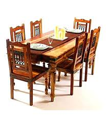 Round Dining Table Set For 6 Dining Table Sets India Online U2013 Zagons Co