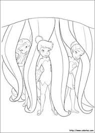tinkerbell with vidia coloring pages stuff for kahlan