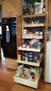 cabinet pull out shelves kitchen pantry storage pantry pull out shelves slide out shelf solutions wichita ks