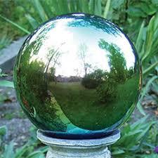 garden gazing balls decorative glass balls glass yard