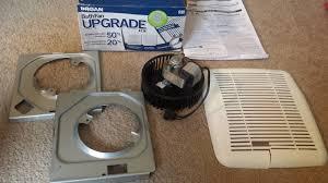 broan bathroom fan replacement broan bathroom fan upgrade kit bathroom design ideas 2017
