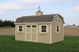 Gambrel Barn by The Gambrel Lofted Mini Barn Hostetler U0027s Furniture