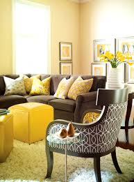 Gray Couch Decorating Ideas by Bedroom Scenic Brown And Gray Living Rooms Room Design Ideas