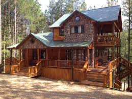 luxury log cabins broken bow adventures oklahoma luxury log