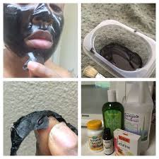 Masker Boscia ds exclusive diy boscia black mask ingredients gelatin activated