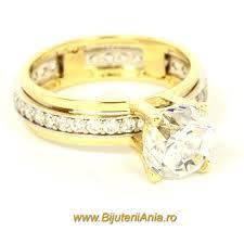 inele aur bijuterii aur galben inele de logodna colectie noua antistress