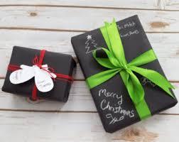 matte black wrapping paper black gift wrap etsy