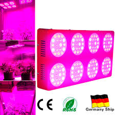 led grow light usa shipping from us de 600w hps replacement znet8 full spectrum led