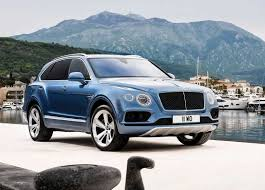 bentley bentayga 2016 price 2018 2019 bentley bentayga diesel u2013 british crossover with diesel