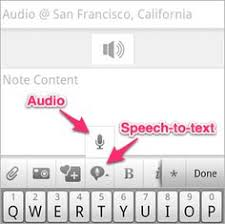 apps in education using speech to text apps on your ipad