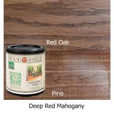 minwax 1 qt mahogany gel stain 4 pack 66050 the home depot