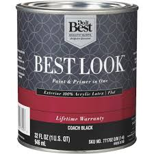 flat black exterior paint best exterior house
