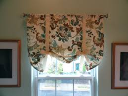 bathroom valance ideas rachel u0027s nest ribbon tie valance